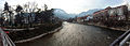 Lumbardhi River from City Square.jpg