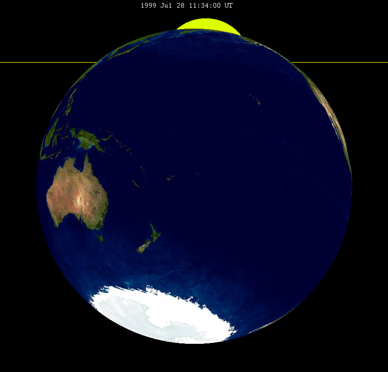 Lunar eclipse from moon-1999Jul28.png