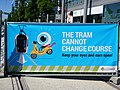 Luxembourg, information tram is coming (3).jpg