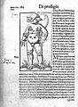 Lycosthenes, Prodigiorum, 1557 Wellcome L0023282.jpg