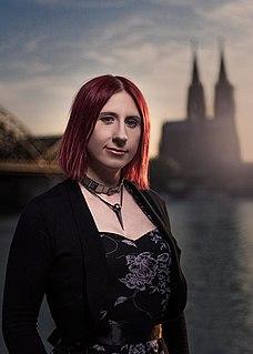Lydia Benecke German criminal psychologist