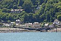 Lynmouth Harbour from the sea - geograph.org.uk - 457825.jpg