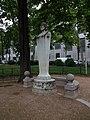 Lyon 1er - Jardin des Chartreux, buste de Pierre Dupont (2).jpg