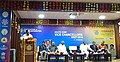 M. Venkaiah Naidu addressing at the South Zone Vice-Chancellors' Meet at the Vignan University, at Vadlamudi, in Guntur, Andhra Pradesh.jpg
