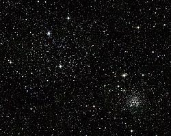Aglomerado aberto Messier 35