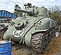 M4A1 Sherman Tank Planes of Fame Air Museum (8262419973).jpg
