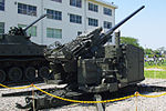 M51 Antiaircraft gun 20120429-01.JPG