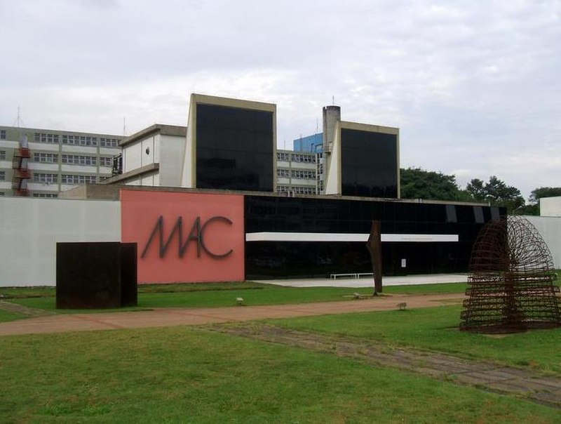 Museo de Arte Contemporáneo de la Universidad de São Paulo (São Paulo – Brasil)