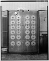 MASTER VALVE PANEL. - Lakeview Pumping Station, Clarendon and Montrose Avenues, Chicago, Cook County, IL HAER ILL,16-CHIG,106-110.tif