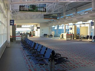 Quad City International Airport - A Concourse