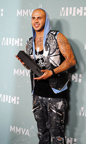 Danny Fernandes - Fernandes at the 2011 MuchMusic Video Awards