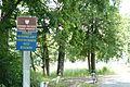 MOs810, WG 2014 39, Milicz Ponds Chrobot pond, plaque (39).JPG