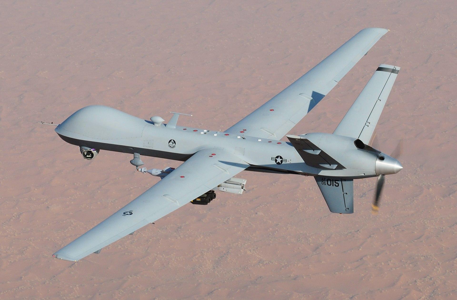 Syrian War: News #22 - Page 14 1920px-MQ-9_Reaper_UAV_%28cropped%29