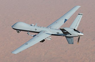 General Atomics MQ-9 Reaper - U.S. Air Force MQ-9A Reaper