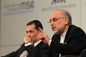 Ali Akbar Salehi - Salehi speaking at Munich Security Conference