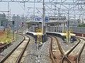 MT-Kitayama Station-Platform (temporary) 2.jpg