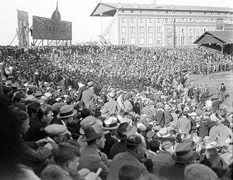 MTK Budapest FC - Hidegkuti Nándor Stadion (1947)