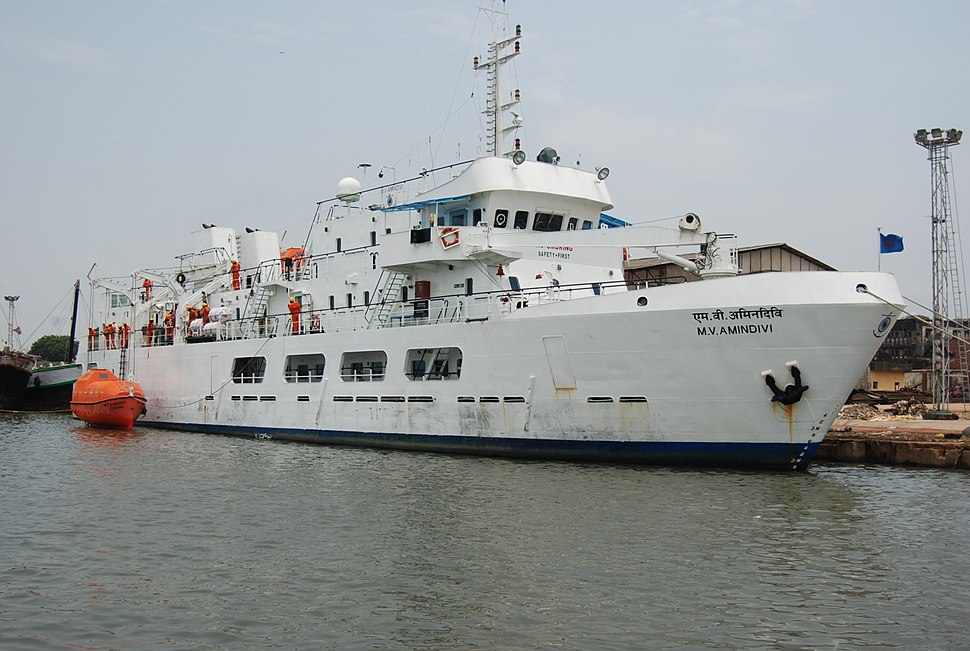MV Amindivi 001