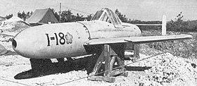 Un avion-suicide Ohka