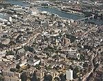 Maastricht (1991), luchtopname centrum-west.jpg
