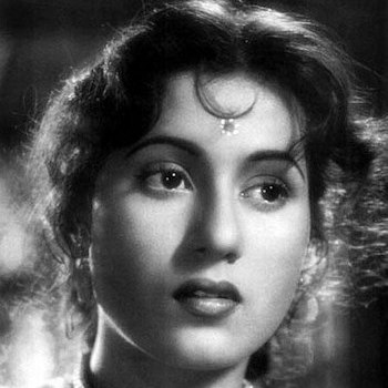 Madhubala in the 1949 film Dulari-cropped