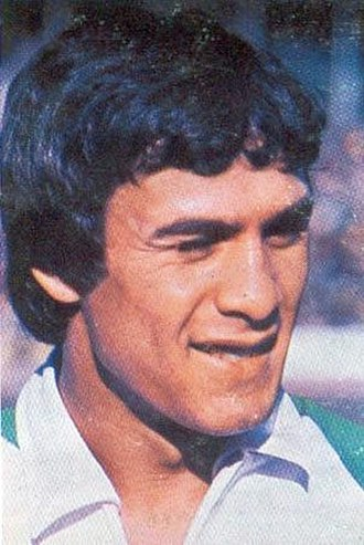 FC Porto - Rabah Madjer (pictured in 1982) was a key figure in Porto's 1987 European Cup Final victory.