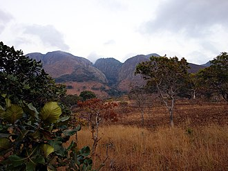 Mafinga Hills - Image: Mafinga Hills