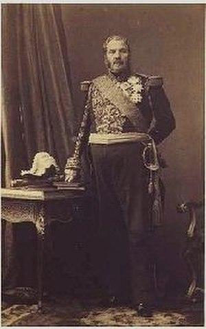 Bernard Pierre Magnan - Bernard Pierre Magnan