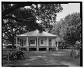 Magnolia Plantation, Overseer's House, LA Route 119, Natchitoches, Natchitoches Parish, LA HABS LA,35-NATCH.V,2-C-4.tif