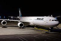 EP-MMH - A346 - Mahan Air