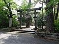 Main Torii of Ichinoya Yasaka Shrine.jpg