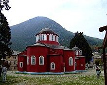 monastere mont athos