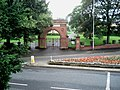 Main entrance to Gheluvelt Park - geograph.org.uk - 504407.jpg
