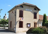 Mairie de Castelbajac (Hautes-Pyrénées) 1.jpg
