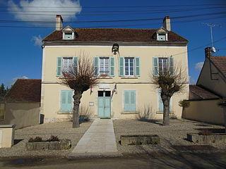 Merry-sur-Yonne Commune in Bourgogne-Franche-Comté, France