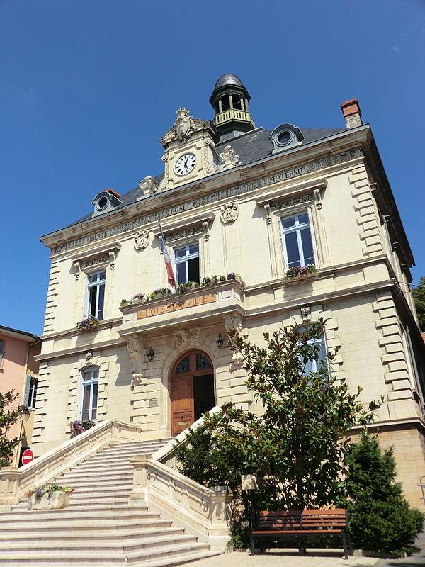 Photo de la ville Trévoux
