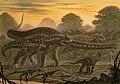 Majungasaurus, Masiakasaurus, Rapetosaurus.jpg