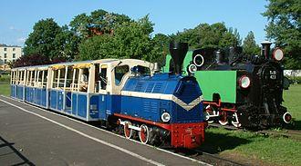 Children's railway - Image: Maltanka RB1
