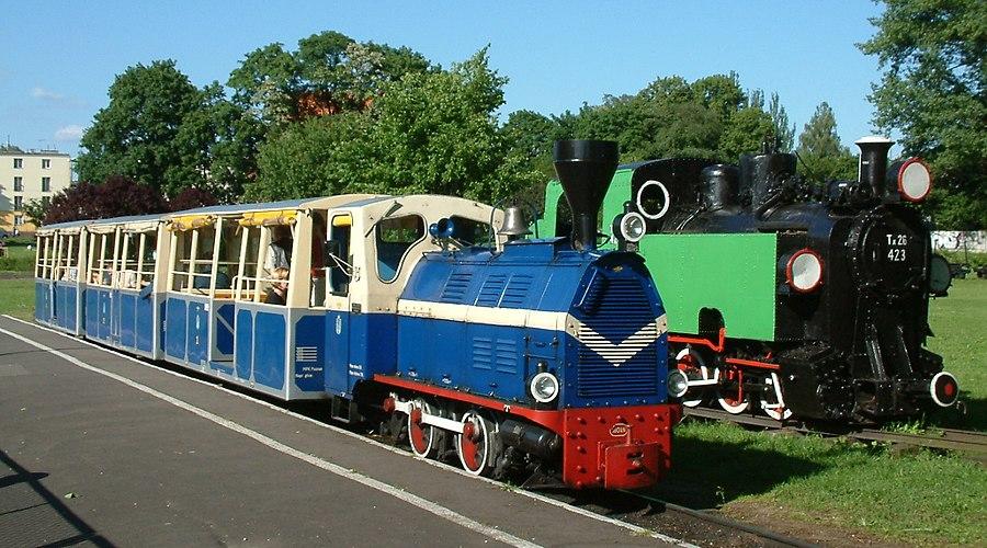 Park Railway Maltanka