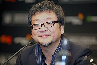 Mamoru Hosoda Japanese anime director