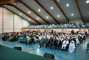 Samoan Assemblies of God in New Zealand Incorporated - Service at the Samoan AOG church in Mangere, New Zealand