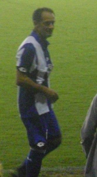 History of Deportivo La Coruña - Javier Manjarín.