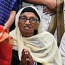 Mann Kaur in New Delhi on March 08, 2020 (cropped).jpg