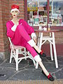 Mannequin in Christmas Dress - La Cumbre - Argentina.jpg