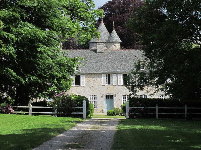 Manoir de la Cour de Flottemanville-Bocage, Manche
