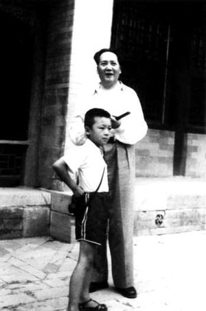 Mao Yuanxin - Image: Mao Yuanxin younger