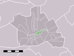 Geestdorp in the municipality of Woerden.