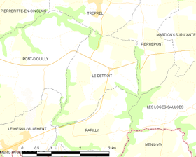 Map commune FR insee code 14223.png