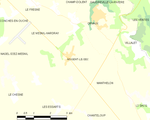 Map commune FR insee code 27436.png