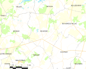 Map commune FR insee code 36022.png